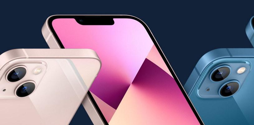 iPhone 13 trafi do sprzedaży 24 września /materiały prasowe