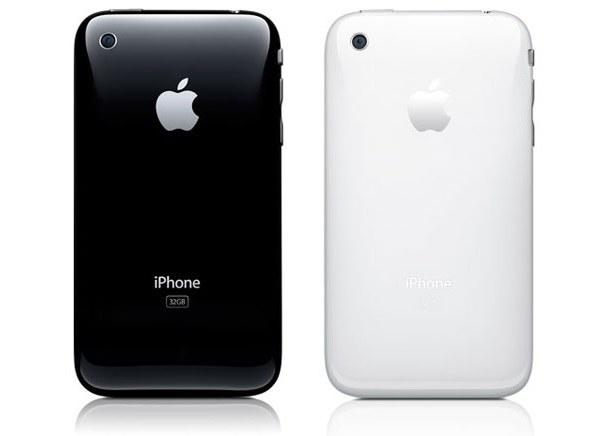 iPhone 3G /materiały prasowe