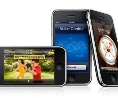 iPhone 3GS - komórka internetowa