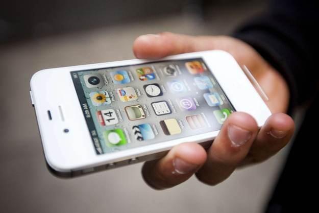 iPhone 4S - to prawdziwy rekord sprzedaży /AFP