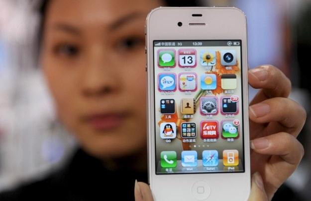 iPhone 4s /AFP