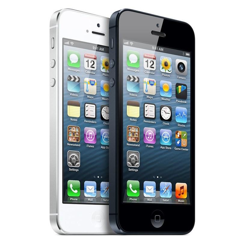 iPhone 5 - Apple wciąż na tronie smartfonów /materiały prasowe