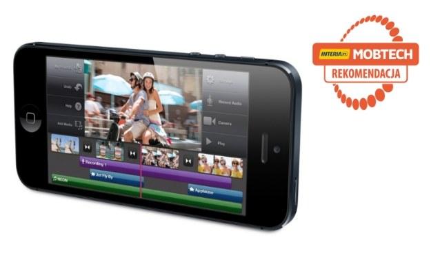 iPhone 5 otrzymuje rekomendację serwisu Mobtech INTERIA.PL /INTERIA.PL