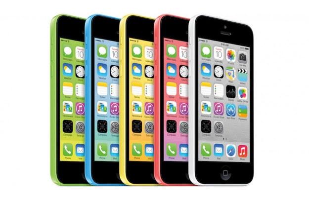 iPhone 5c - sprzęt otrzymaliśmy do testów dzięki sieci Plus /materiały prasowe