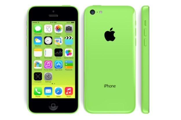 iPhone 5c /materiały prasowe
