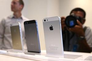 iPhone 5s na szczycie listy zdominowanej przez Samsunga