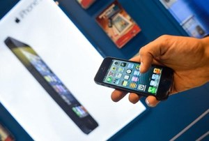 iPhone 5s ze skanerem linii papilarnych?