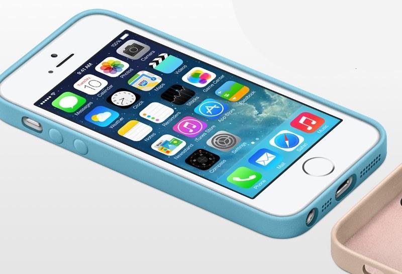 iPhone 5s /materiały prasowe