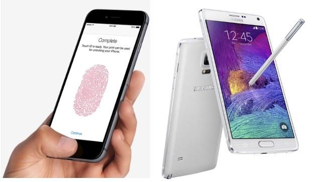 iPhone 6 oraz Note 4 - od dzisiaj oficjalnie w Polsce /materiały prasowe