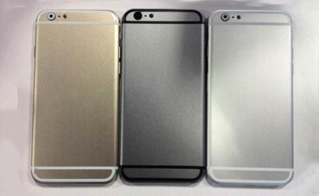iPhone 6 według pierwszych nieoficjalnych materiałów /materiały prasowe