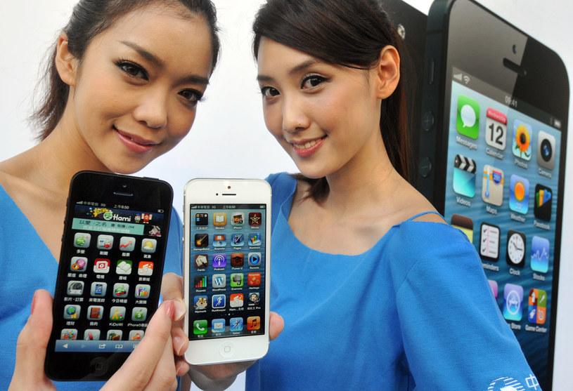 iPhone 6 zostanie zaprezentowany we wrześniu, a miesiąc później trafi do sklepów - twierdzą źródła zbliżone do Apple. /AFP