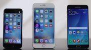 iPhone 6s, 6s Plus oraz Galaxy Note 5 - test wytrzymałości