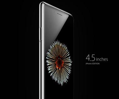iPhone 6s inspirowany zegarkiem Apple Watch