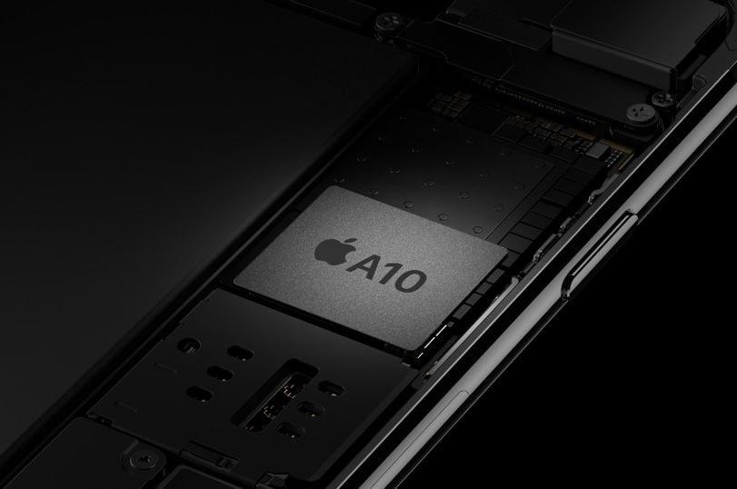 iPhone 7 bazuje na chipsecie A10 Fusion /materiały prasowe