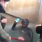 iPhone 7 wytrzymał 13 godzin na dnie jeziora