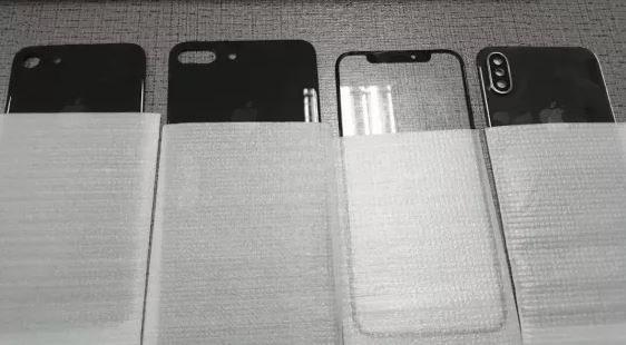 iPhone 8 - panele /Slashleaks /Internet