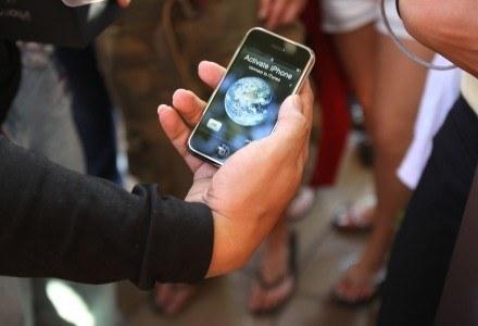 iPhone, czyli największy gadżet ostatnich (prawie) 3 lat. Czy słusznie? /AFP