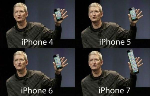 iPhone - ewolucja /INTERIA.PL