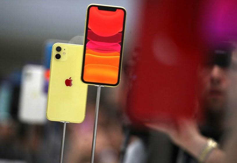 iPhone posłużył do namierzenia ofiary /AFP