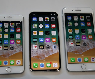 iPhone X, iPhone 8 i iPhone 8 Plus - zdjęcia z Steve Jobs Theatre