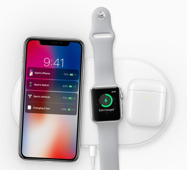 iphone X /Materiały prasowe