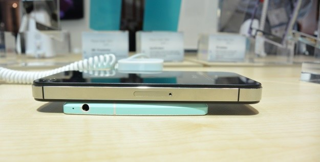 iPhoone 4S - a pod nim Gionee Elife S5.5 /INTERIA.PL