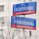 IPN: Apelujemy do władz Warszawy, aby nie przywracały symboli zniewolenia