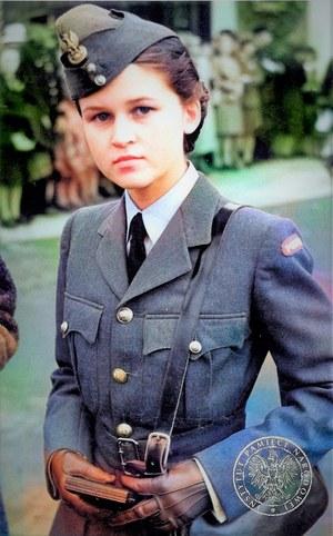 IPN poszukiwał dziewczyny ze zdjęcia. To córka polskiego pułkownika