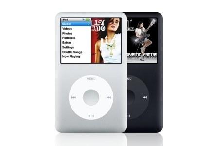 iPod classic pojawił się na rynku w dwóch kolorach. /materiały prasowe