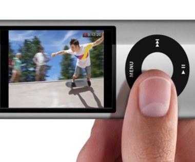iPod nano 5. generacji - wideo-odtwarzacz