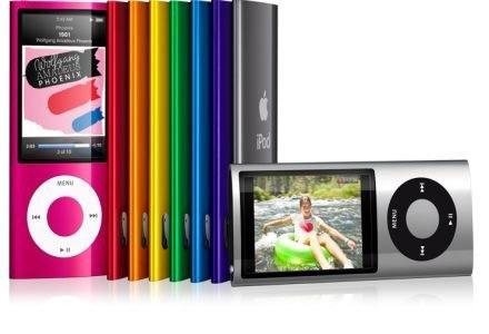 iPod nano jest dostępny na rynku w kilku wersjach kolorystycznych /materiały prasowe