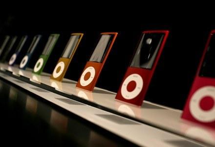 iPod nano - najcieńszy iPod świata /AFP