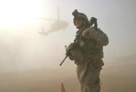 iPod Touch - standardowe uzbrojenie Armii Stanów Zjednoczonych? /AFP
