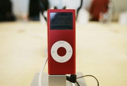 iPod - wybór dla ludzi z grubszym portfelem /AFP