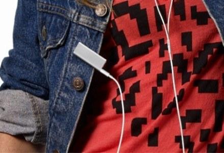 iPoda można przypiąć do ubrania - bardzo przydatne /materiały prasowe