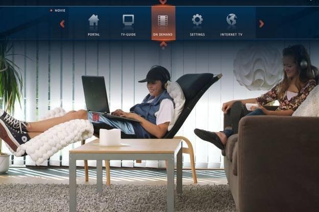 IPTV w wydaniu Ericsson - ta technologia zapowiada się bardzo ciekawie /materiały prasowe