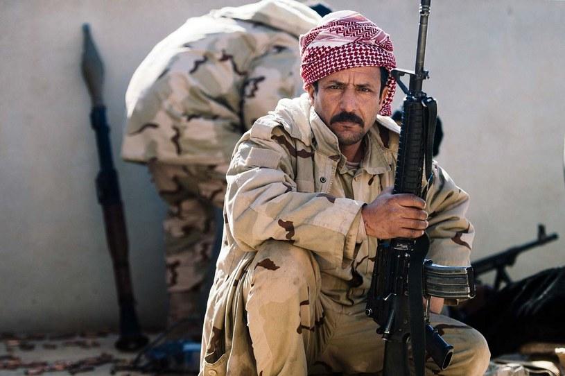 Iraccy żołnierze, zdj. ilustracyjne /AFP