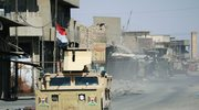 Iracka armia ratuje cywilów. Państwo Islamskie w odwrocie