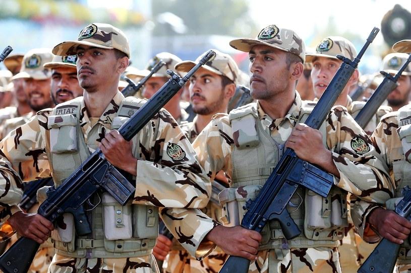 Iracka armia. /Ebrahim Noroozi /East News