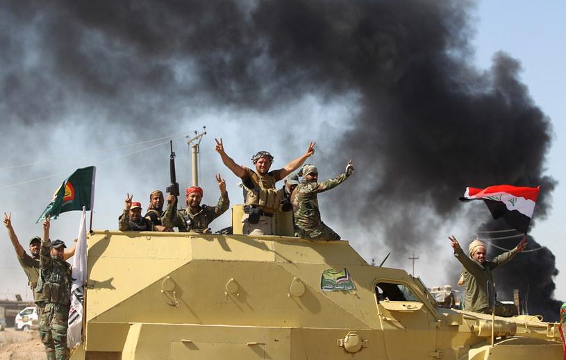 Irackie siły odbiły Hawidżę /AFP