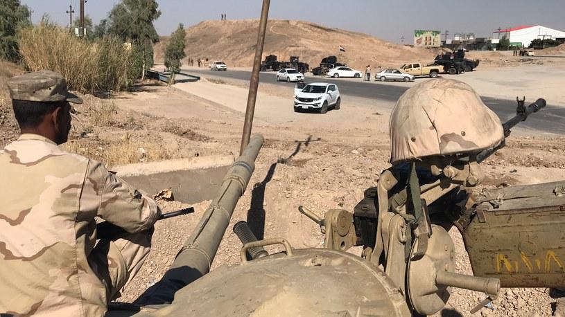 Irackie siły rządowe, Kirkuk /Hamit Arslan/Anadolu Agency /Getty Images