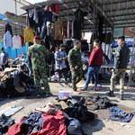Irak: 32 osoby nie żyją, 110 rannych po podwójnym zamachu samobójczym
