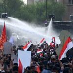 Irak: Co najmniej 2 śmiertelne ofiary protestów, 200 osób rannych