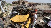 Irak: Już 115 zabitych w zamachu na targu w  Chan Bani Saad