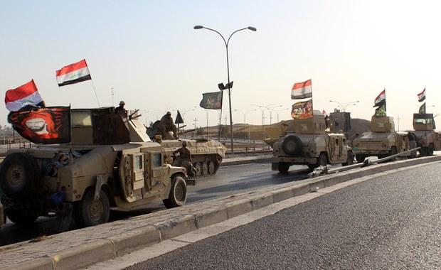 Irak odzyskuje zagłębie naftowe w błyskawicznej operacji