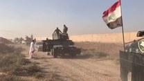 Irak: Siły rządowe odzyskały ważne tereny zajęte przez Kurdów