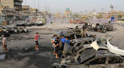 Irak: W zamachach w Dijali zginęło ponad 40 osób