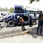 Irak: Zamach samobójczy. 14 osób zabitych