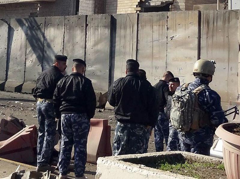 Irak /AFP