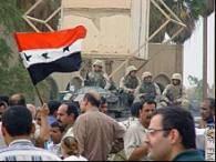 Irakijczycy chcą pokoju, ale nie chcą oncych wojsk /RMF